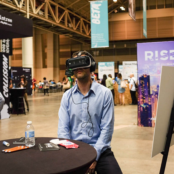Collision 2016 – VR, design thinking and more