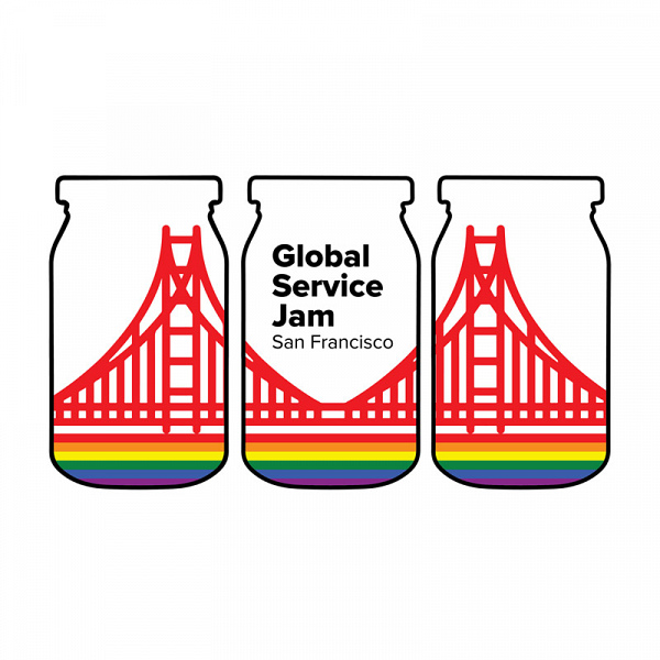 Global Service Jam in San Francisco!