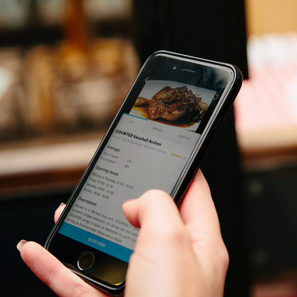 The Digitalization of Dining