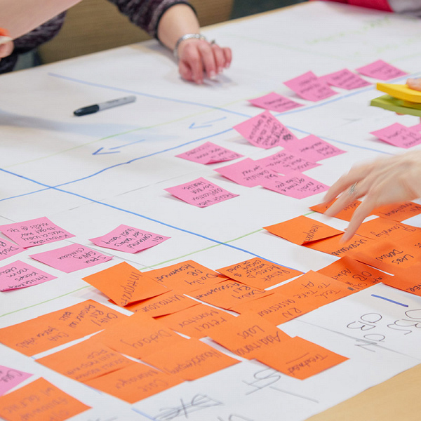 Using Design Thinking To Get Inside The Patient Experience