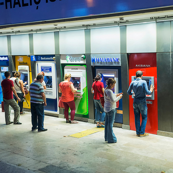 Happy Birthday ATMs: 50 years of the Shopaholic's Best Friend