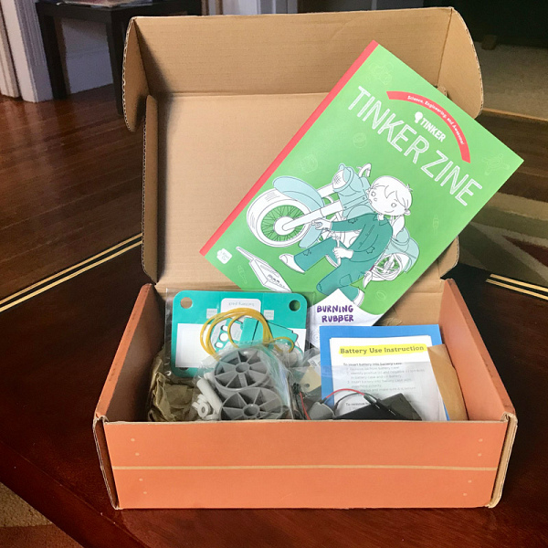 Subscription Boxes: The Joy of Discovery