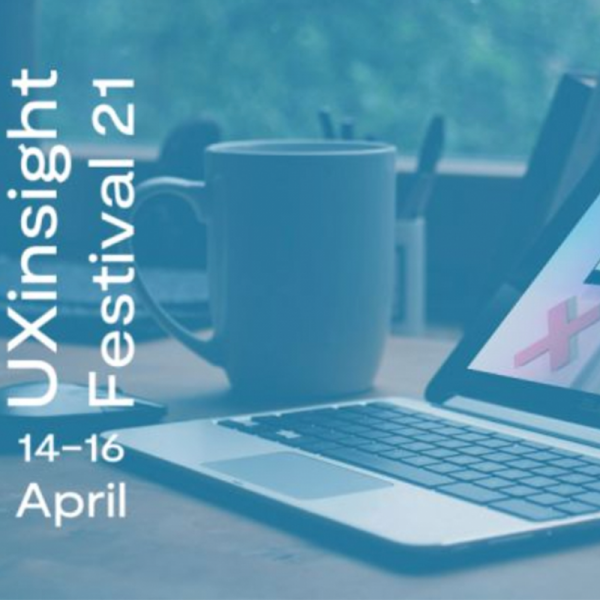 Learning from Failure at UXinsight Festival '21