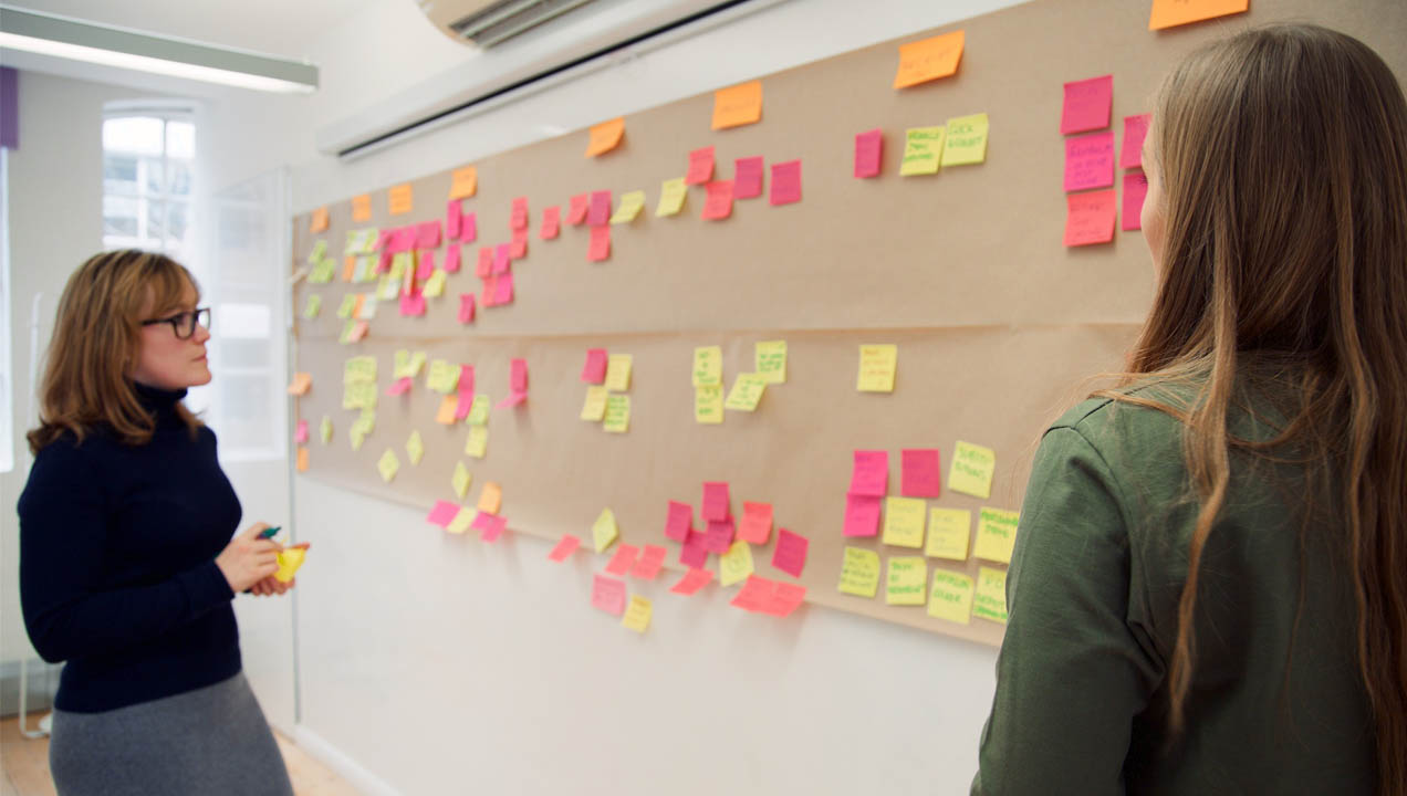 Journey mapping workshop