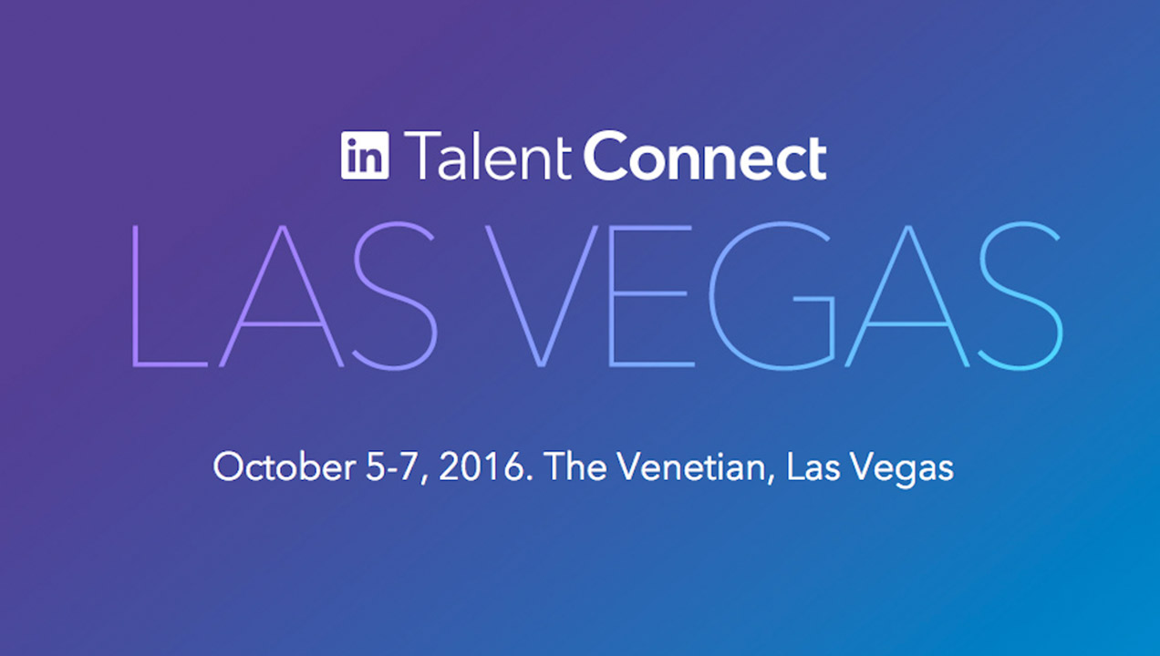 Linkedin Talent Connect, Las Vegas