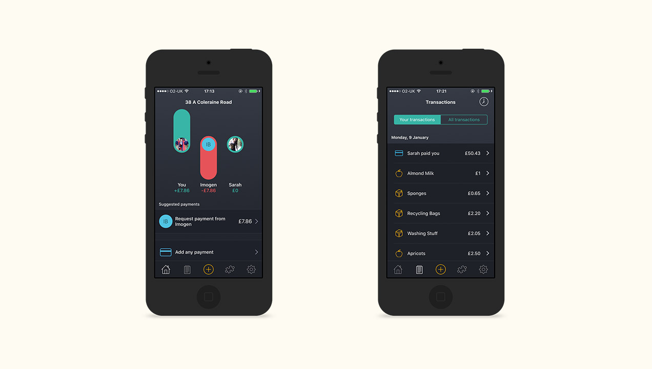 Splittable App