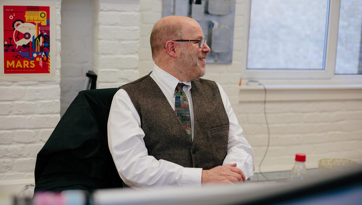 Andrew Swartz, Sutherland Labs