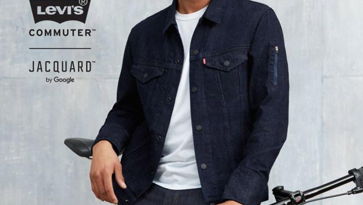 The Levis mark jacket