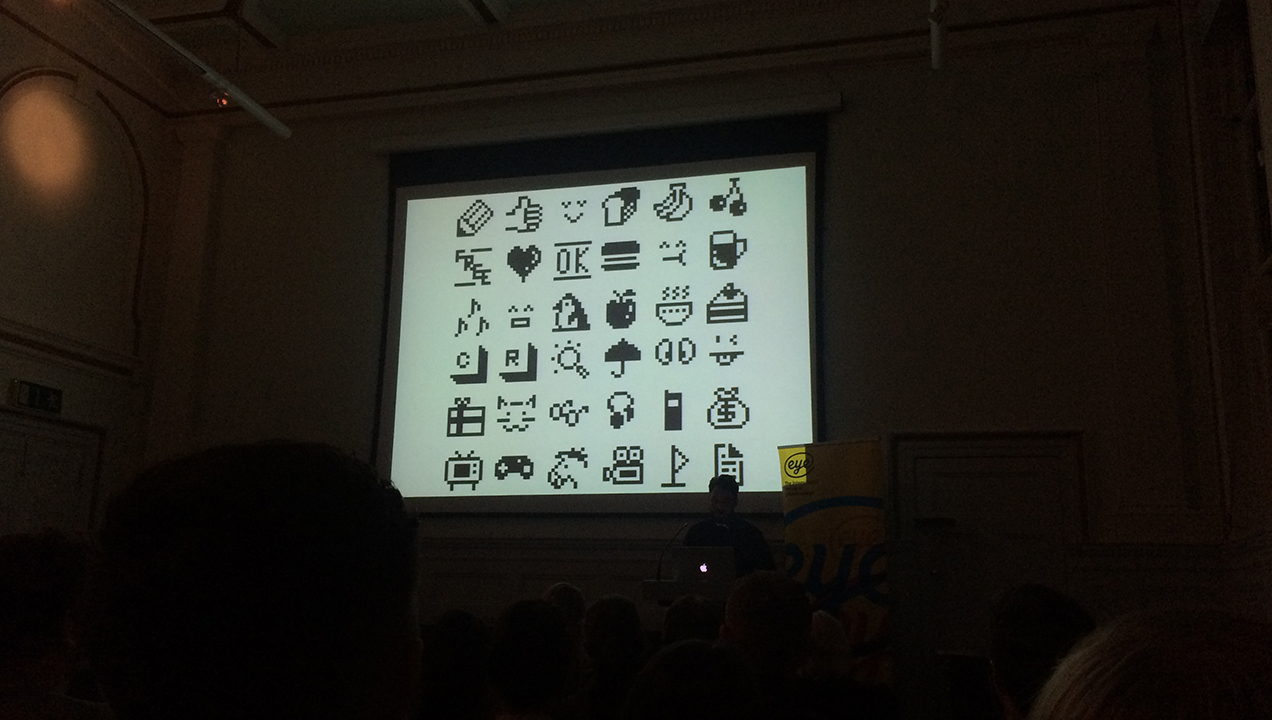 Type Tuesdays - Emoticons talk