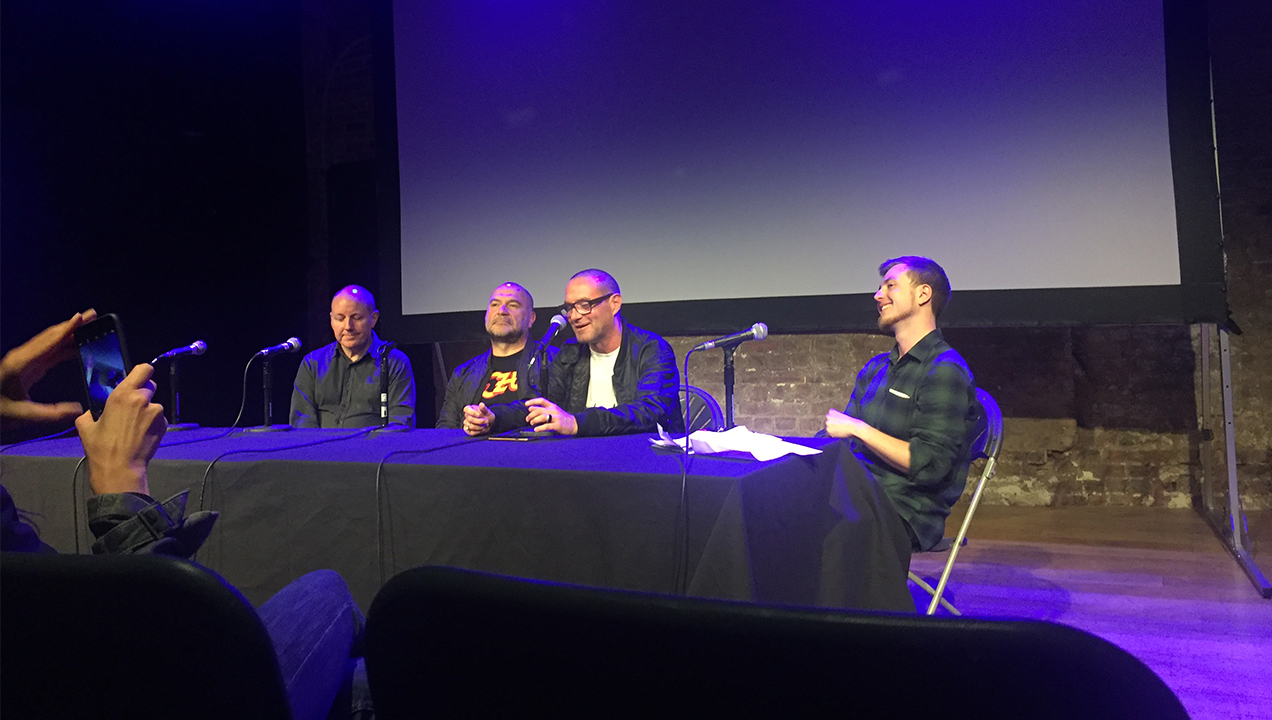 James Lavelle and directors on UNKLE films