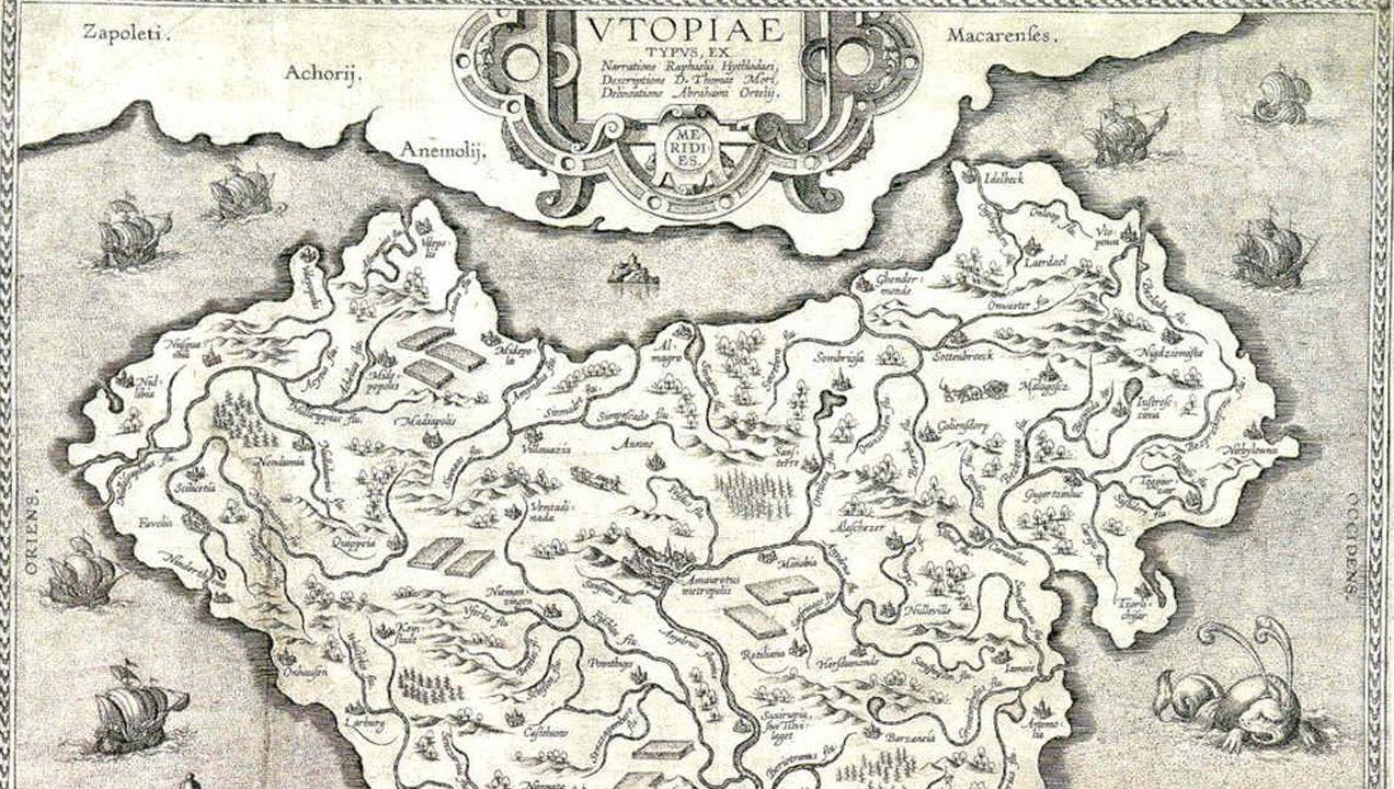 Illustration of Utopia