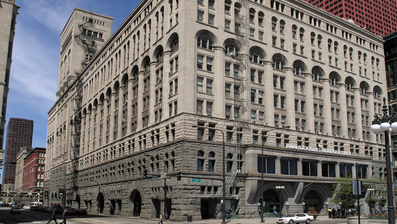 Sullivan's architectural designs brought life here in Chicago: http://www.architecture.org