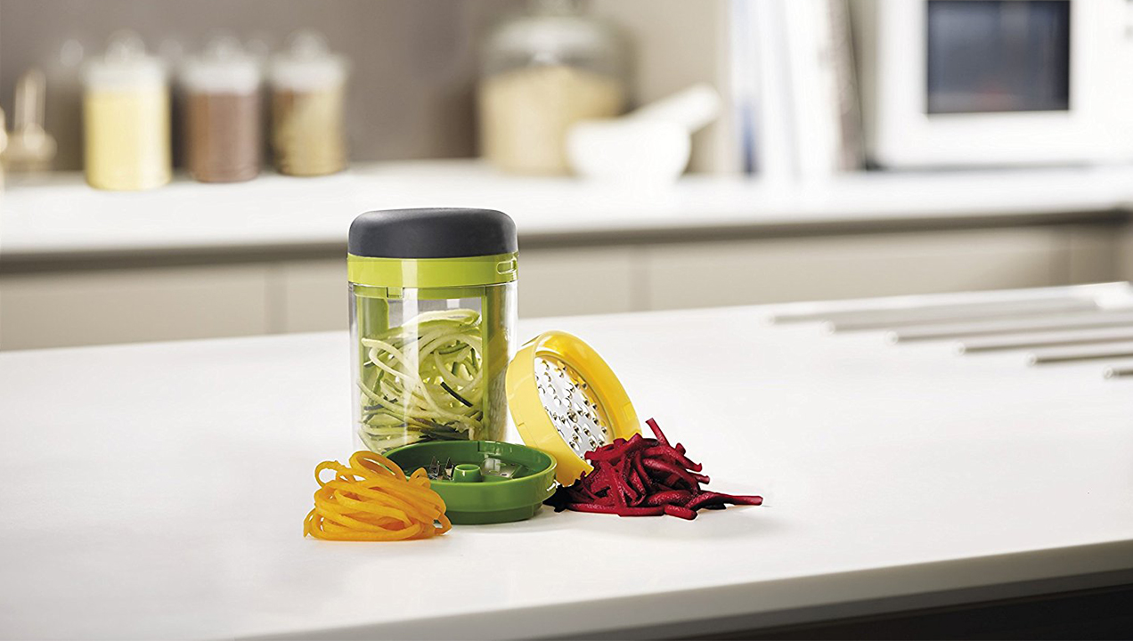 Image of portable spiraliser