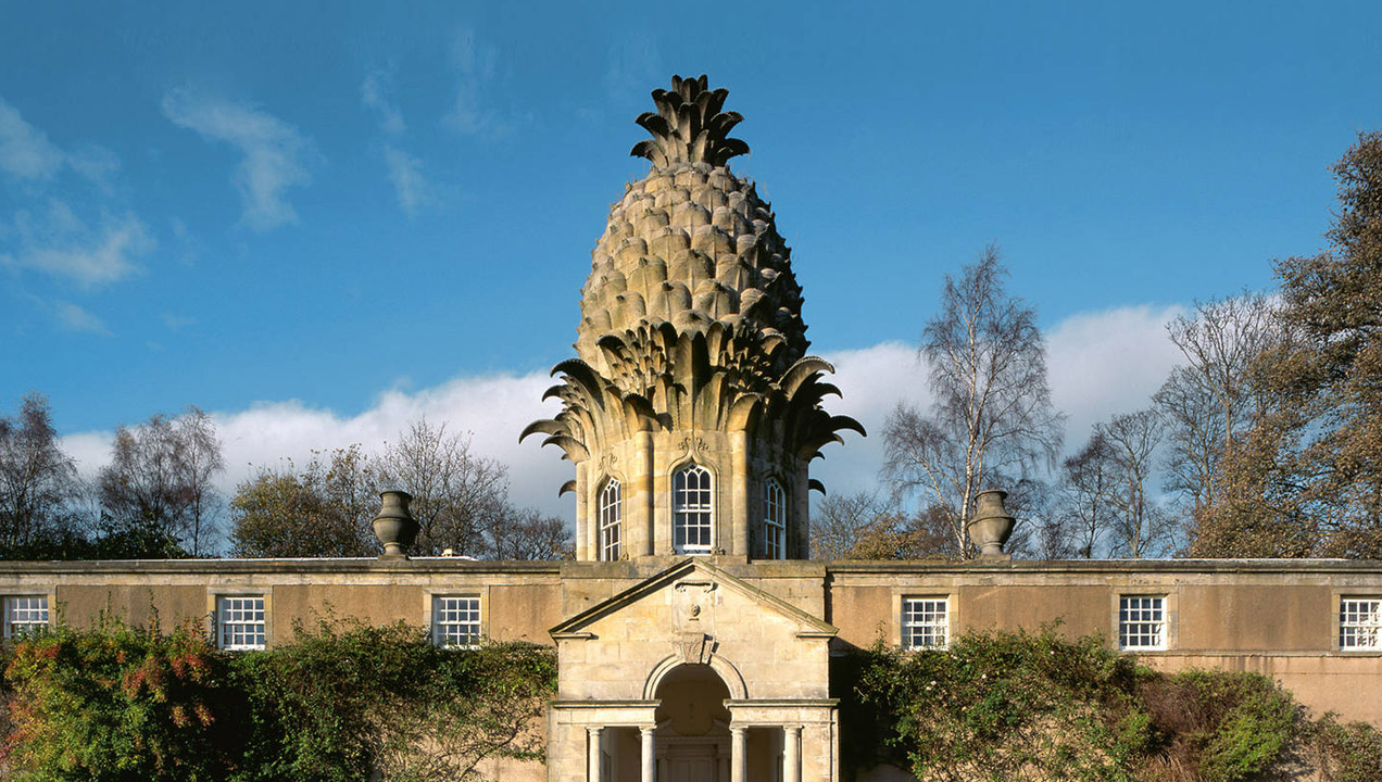 The Pineapple via National Trust for Scotland