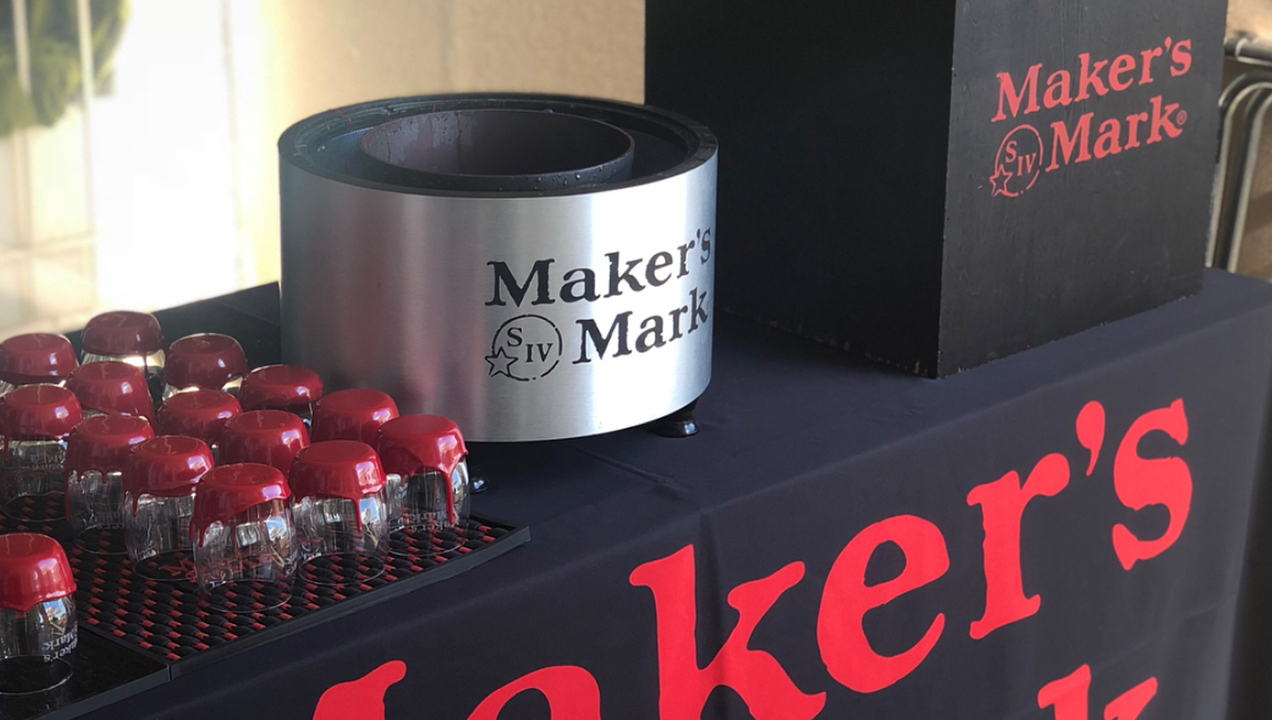 Image of the makers mark station
