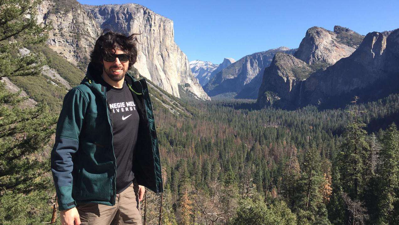 Jose hiking