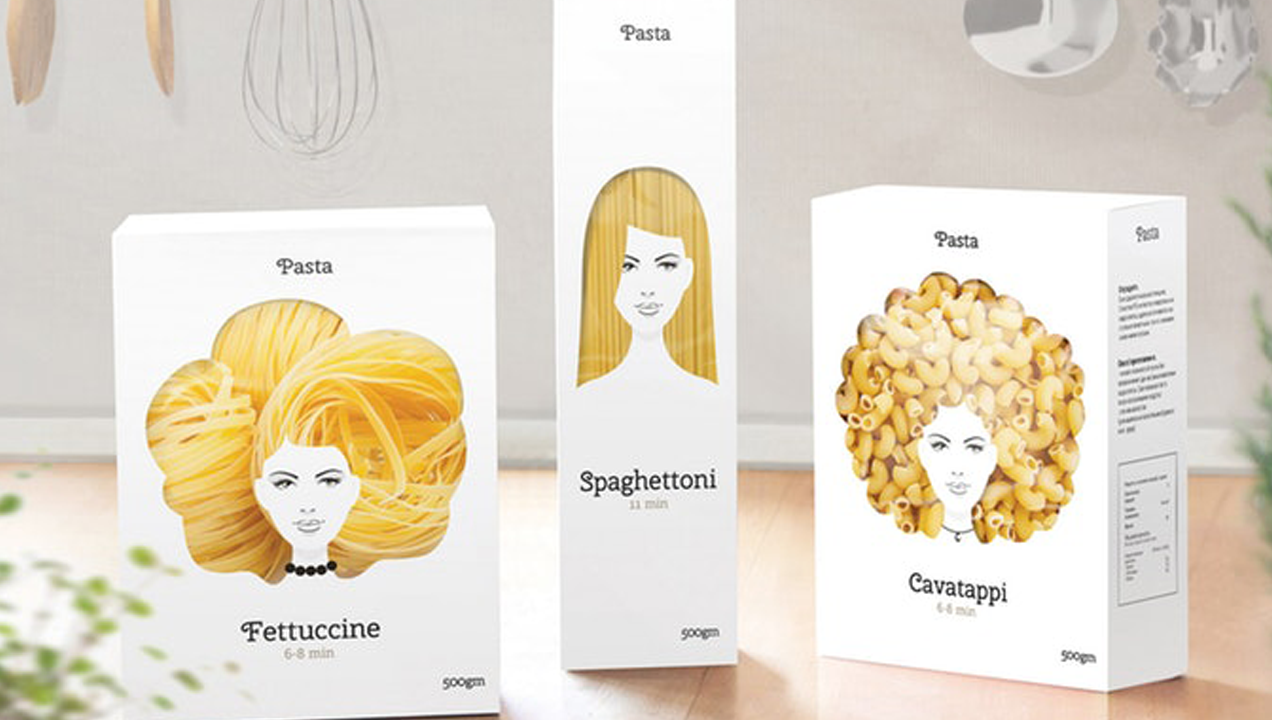 Image of Good Hair day pasta