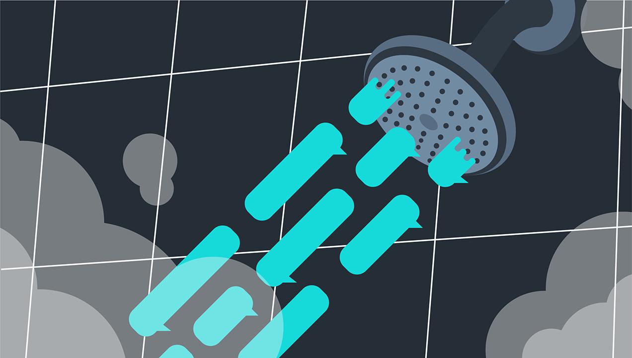 Bathroom Voice Tech