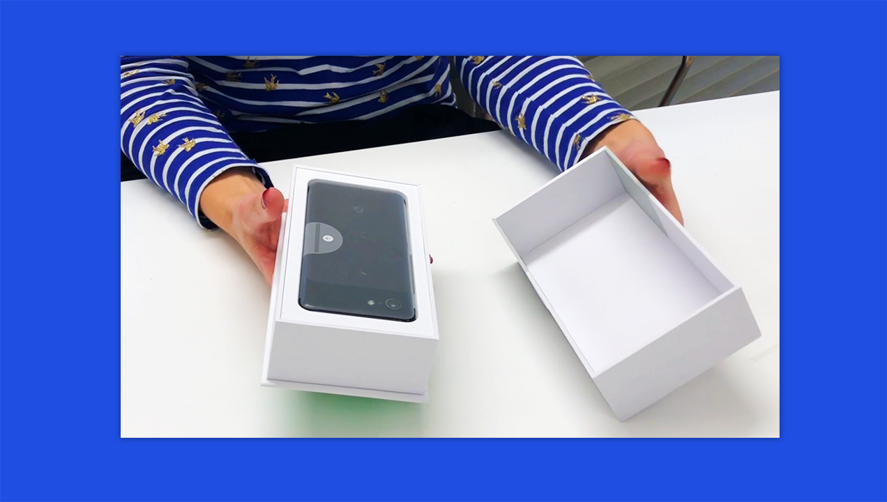 Unboxing The Pixel